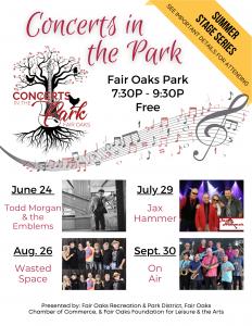 Fair Oaks Park @ Fair Oaks Park